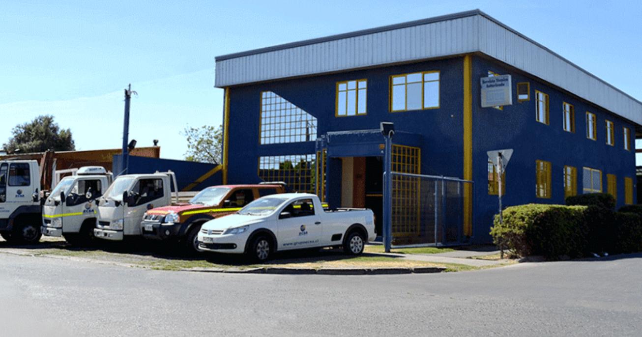 Bienvenido a Ecsa Ingeniería Ltda.